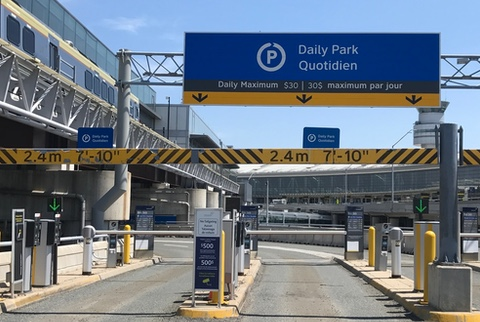toronto Airport Parking